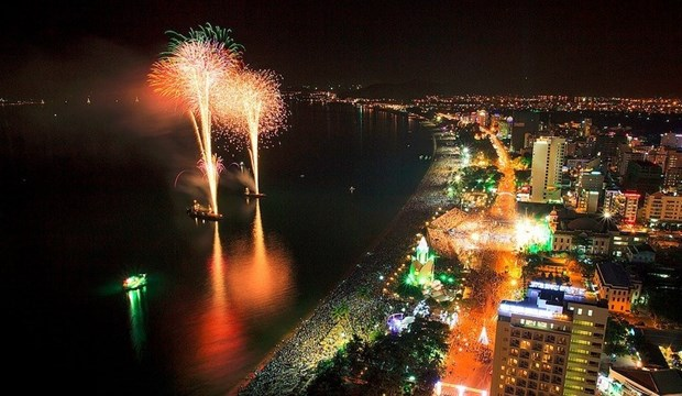 Khanh Hoa : De nombreuses activites au Festival de la mer 2019 hinh anh 1