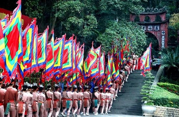 Le Vietnam rend hommage a ses rois fondateurs Hung hinh anh 1