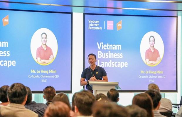 Pour promouvoir l'ecosysteme Internet au Vietnam hinh anh 1