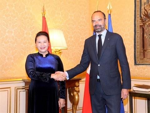 Entre la France et le Vietnam, une relation toujours plus florissante hinh anh 2