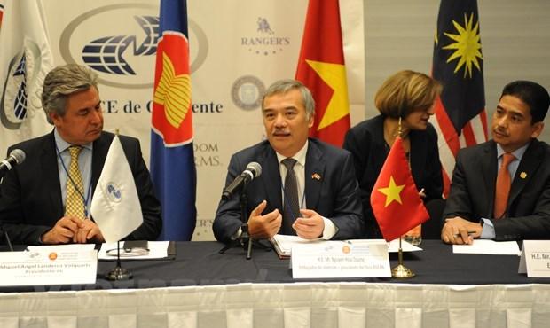 L'ASEAN renforce ses relations commerciales avec l'Etat mexicain Jalisco hinh anh 1
