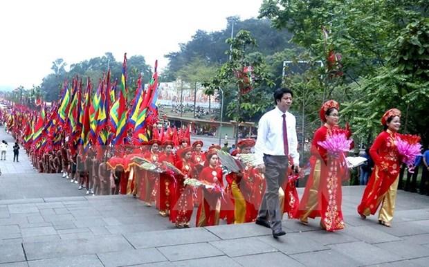 Le Vietnam rend hommage a ses rois fondateurs Hung hinh anh 3