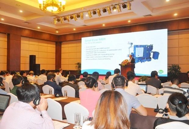 Les experts reflechissent au traitement des eaux usees en baie d'Ha Long hinh anh 1