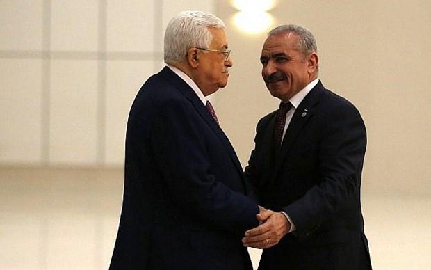 Le Vietnam felicite la Palestine pour son nouveau gouvernement hinh anh 1