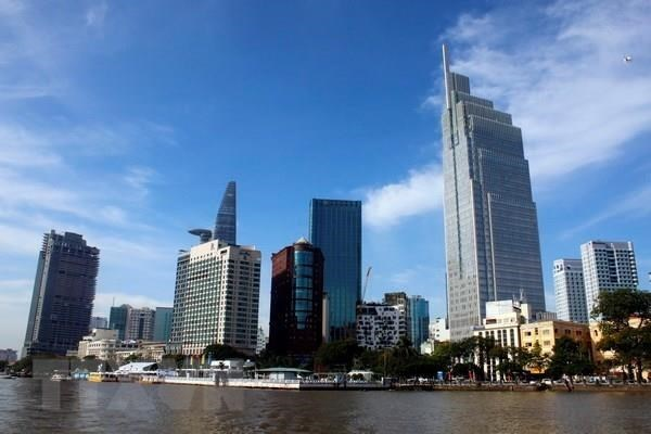 Une delegation americaine en visite de travail a Ho Chi Minh-Ville hinh anh 1
