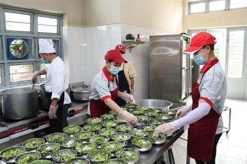 Assurer la securite alimentaire dans les ecoles hinh anh 1