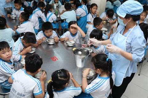 Assurer la securite alimentaire dans les ecoles hinh anh 2