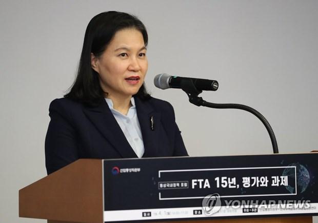 La R. de Coree et les Philippines debuteront des negociations sur un ALE hinh anh 1