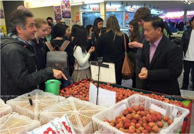L'integration internationale aide le Vietnam a elargir ses marches de produits agricoles hinh anh 1
