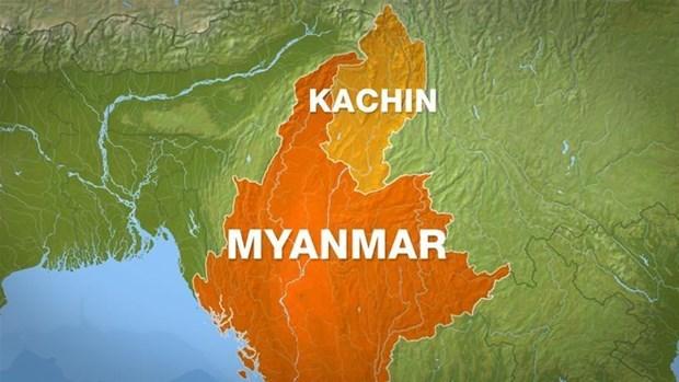 Myanmar : 54 mineurs de jade portes disparus hinh anh 1