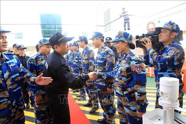 Vietnam et Chine commencent a inspecter la zone de peche commune hinh anh 1