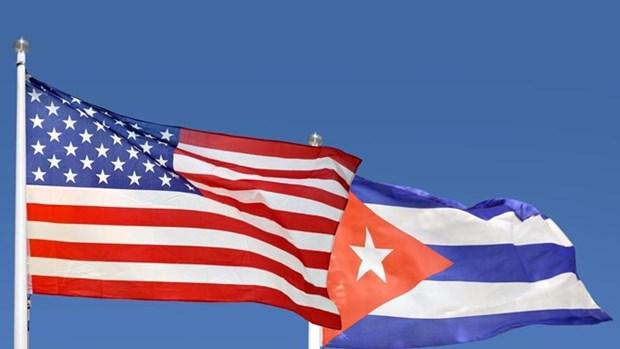 Le Vietnam souhaite que les Etats-Unis et Cuba maintiennent des dialogues constructifs hinh anh 1