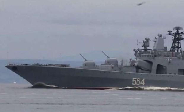 Les Philippines et la Russie pourraient signer un nouvel accord de cooperation navale hinh anh 1