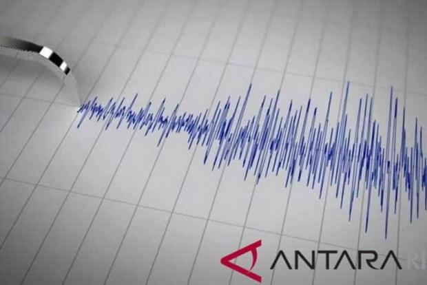 L'Indonesie secouee de nouveau par un seisme de magnitude 5,8 hinh anh 1