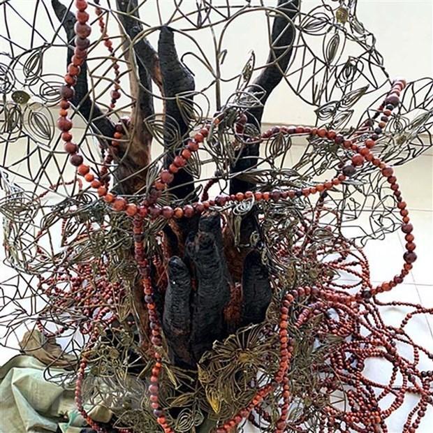 Arts : La seve qui coule toujours dans les veines d'artistes hinh anh 2