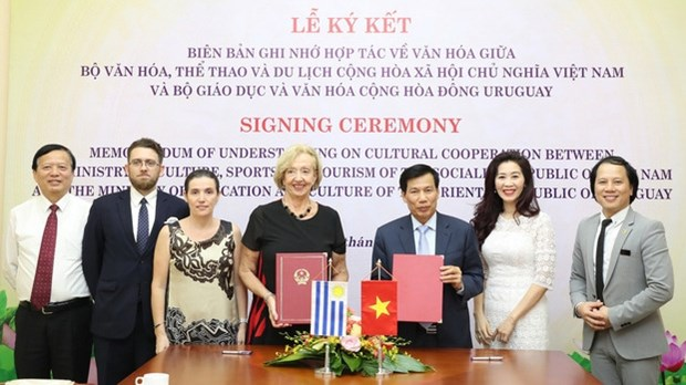 Vietnam - Uruguay : Renforcer la cooperation dans la culture hinh anh 1