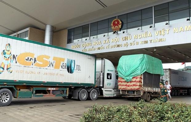 Vietnam et Chine accelerent le commerce agricole hinh anh 1