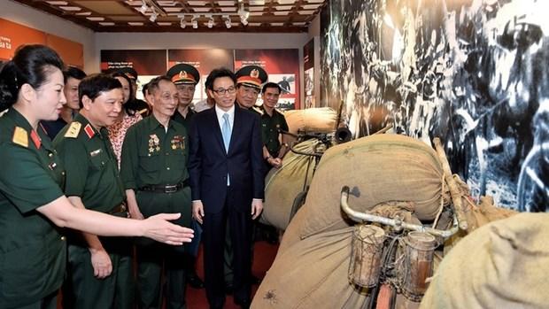 La victoire de Dien Bien Phu revisitee 65 ans apres hinh anh 1