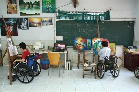 Le centre Envol donne des ailes aux personnes handicapees hinh anh 3