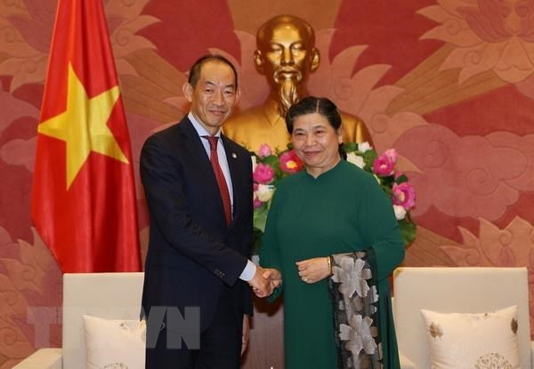 Le Vietnam estime l'OMS en matiere de soins de sante publics hinh anh 1