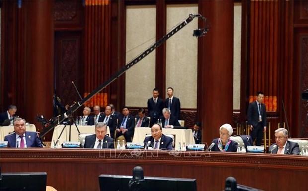 Le Vietnam poursuit l'edification des modeles de cooperation efficace avec les pays hinh anh 1