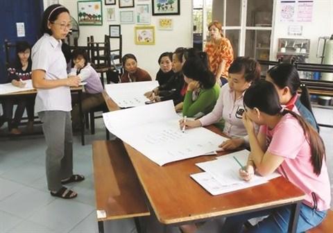 Peng-Sim Eng, devouee pour les enfants handicapes et autistes hinh anh 1