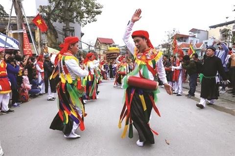 Hanoi œuvre a la promotion des patrimoines culturels nationaux hinh anh 2