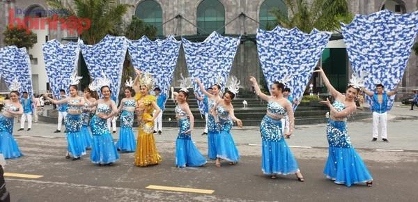 Diverses activites au Carnaval de Ha Long 2019 hinh anh 1