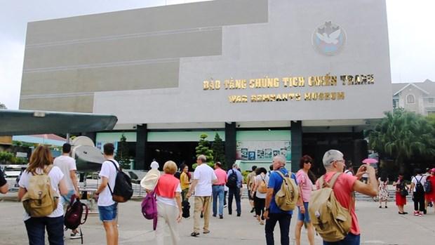 Le Musee des vestiges de la guerre et l'aspiration a la paix hinh anh 1