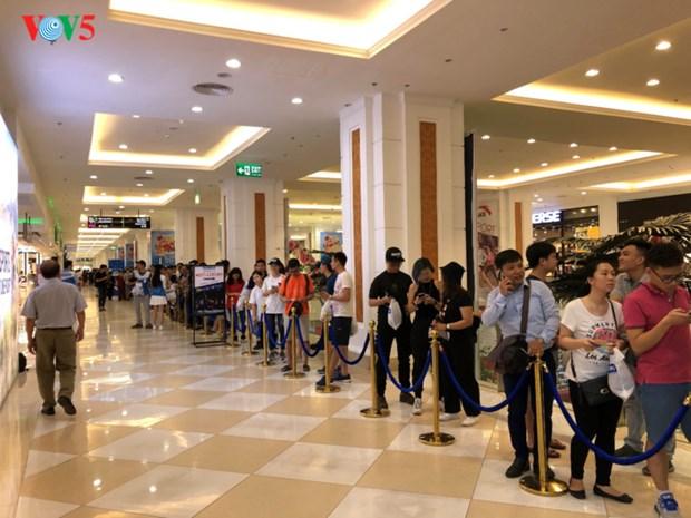 Le geant francais Decathlon ouvre un premier magasin au Vietnam hinh anh 1
