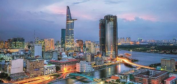 Ho Chi Minh-Ville se reve en ville innovante de l'Asie du Sud-Est hinh anh 1