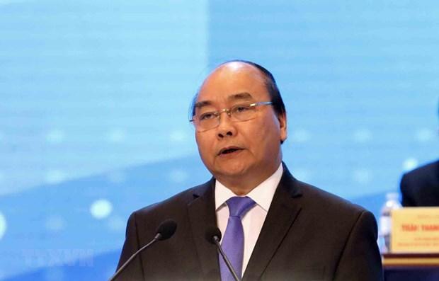 Le PM exhorte les entreprises a saisir les opportunites offertes par la technologie moderne hinh anh 1