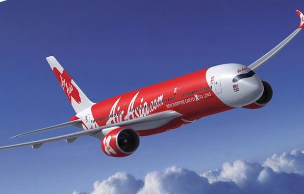 AirAsia lance la ligne aerienne Can Tho - Bangkok hinh anh 1