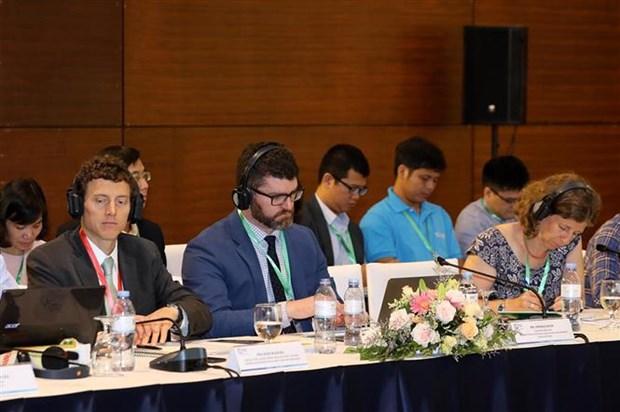 Le Forum economique du secteur prive se concentre sur les chaines de valeur hinh anh 2
