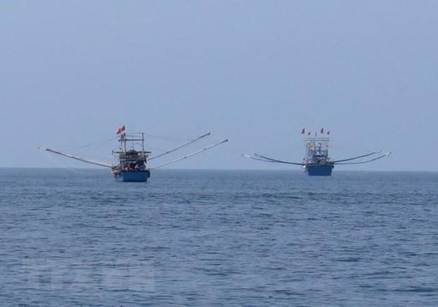 Le Vietnam s'oppose a l'interdiction de peche en mer Orientale par la Chine hinh anh 1