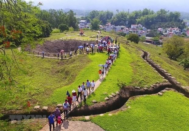 Dien Bien Phu: L'ancien champ de bataille nourrit une nouvelle ambition touristique hinh anh 1