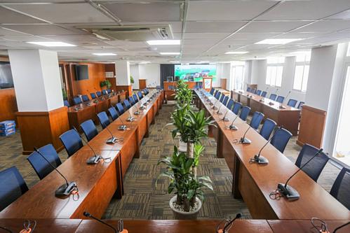 Le premier centre de presse du Vietnam s'ouvre a Ho Chi Minh-Ville hinh anh 2