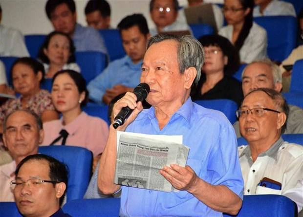 L'electorat de Ho Chi Minh-Ville veut frapper fort la corruption hinh anh 2