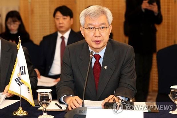 Seoul reaffirme son engagement a renforcer les liens avec l'ASEAN et l'Eurasie hinh anh 1