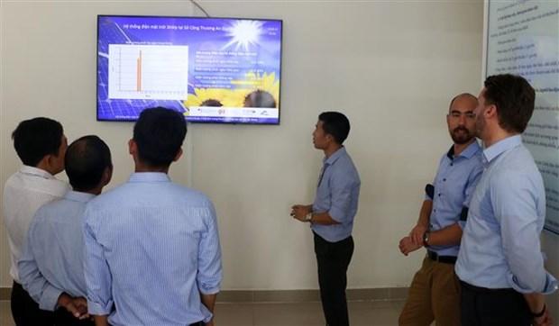 Le Vietnam et l'Allemagne cooperent dans la transition energetique hinh anh 2