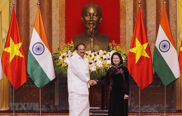 Le Vietnam apprecie les bonnes relations d'amitie traditionnelles avec l'Inde hinh anh 1