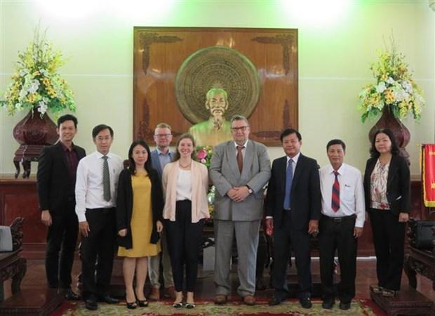 La Finlande assiste le Vietnam dans la gestion de dechets hinh anh 1