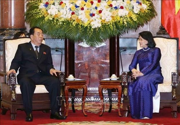 Le Vietnam et la RPDC invites a renforcer leur cooperation judiciaire hinh anh 1