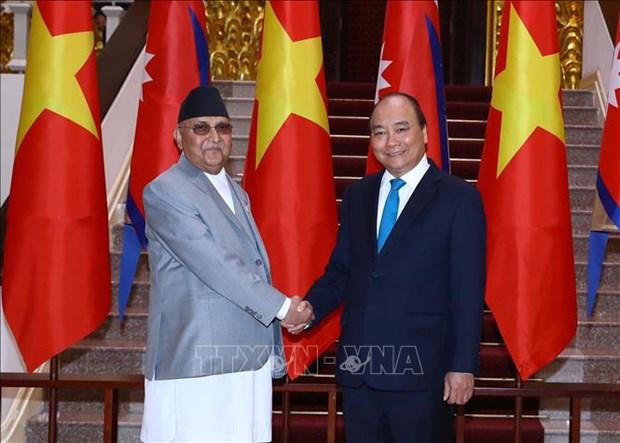 Vietnam et Nepal plaident pour le resserrement des liens bilateraux hinh anh 1