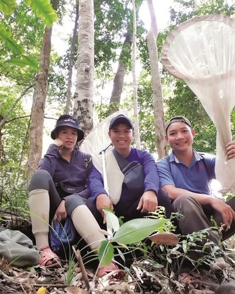 """Libellules, une """"mine d'or"""" a decouvrir au Vietnam hinh anh 2"""