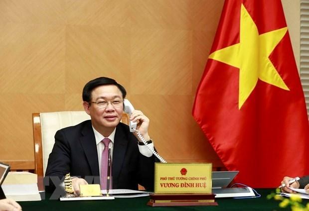 Le Vietnam attache de l'importance aux relations avec les Etats-Unis hinh anh 1