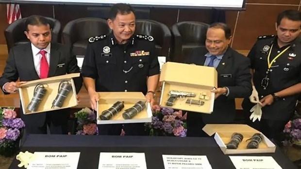 Malaisie: demantelement d'un groupe lie a l'EI hinh anh 1