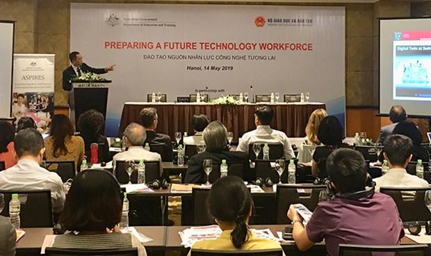 Des experts partagent leur experience sur le partenariat universite-entreprise hinh anh 1