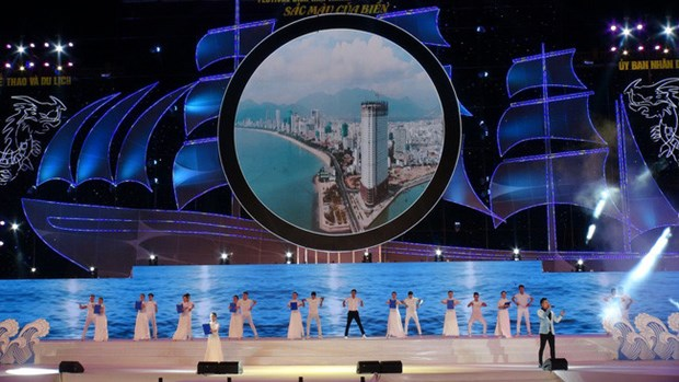 Cloture du Festival maritime de Nha Trang 2019 hinh anh 1
