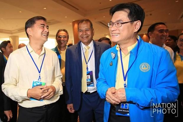 Thailande : le Parti democrate elit son nouveau president hinh anh 1
